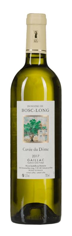 2017 Cuvee du Dome blanc, AOP, 0,75 l