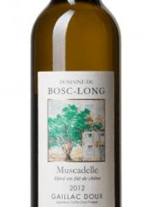 2015 Muscadelle doux, AOP, 0,5 l