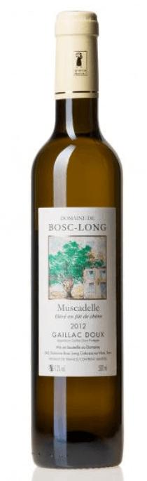 2012 Muscadelle doux, AOP, 0,5 l