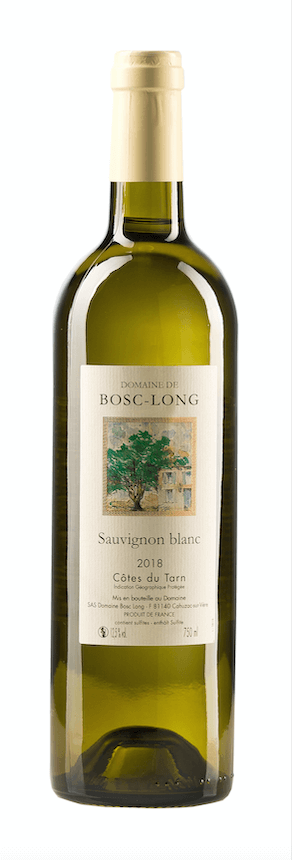 2018 Sauvignon blanc, IGP Cotes du Tarn, 0,75 l