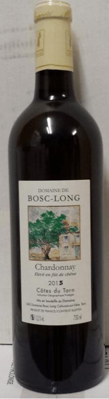 2015 Chardonnay Barrique, IGP Cotes du Tarn, 0,75 l