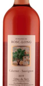 2019 Cabernet-Sauvignon Rosé, IGP Cotes du Tarn, 0,75 l